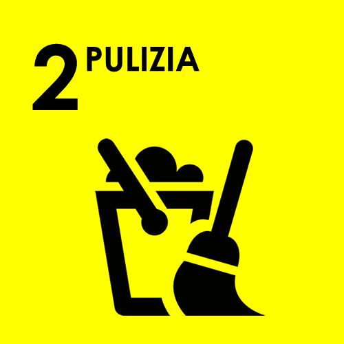 Pulizia scena del cirmine. Crime scene cleaning