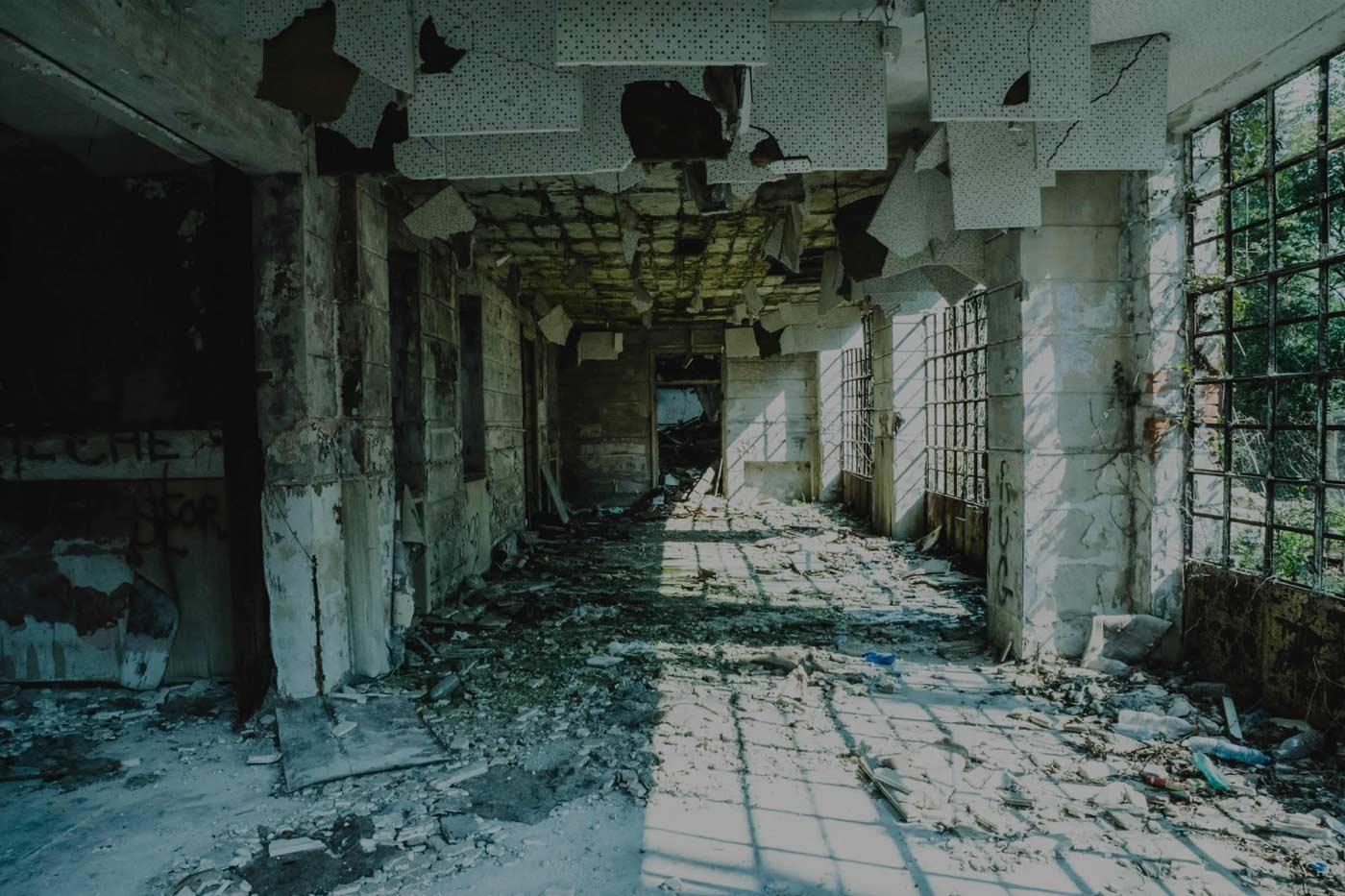 Ripristino e bonifica proprietà abbandonate